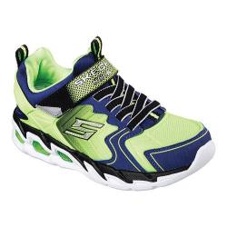 Boys' Skechers Gunray Air Protium Sneaker Navy/Lime
