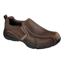 Men's Skechers Larson Berto Loafer Dark Brown