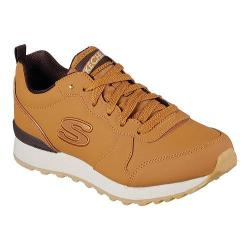Women's Skechers OG 85 Street Sneak Low Sneaker Wheat