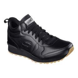 Men's Skechers OG 85 Twin Tip High Top Black