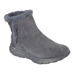 Women's Skechers On the GO 400 Cozies Ankle Boot Charcoal