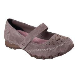 Women's Skechers Relaxed Fit Bikers Involved Mary Jane Brown