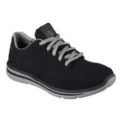 Men's Skechers Relaxed Fit Doren Mercier Sneaker Black