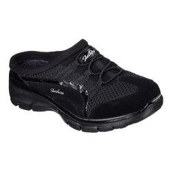 Women's Skechers Relaxed Fit Easy Going Composure Sneaker Clog Black