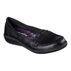 Women's Skechers Relaxed Fit Washington Olympia Loafer Black
