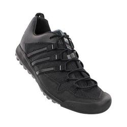 Men's adidas Terrex Solo Approach Shoe Black/Vista Grey/Chalk White