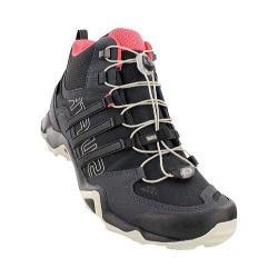 Women's adidas Terrex Swift R Mid GORE-TEX Dark Grey/Black/Super Blush