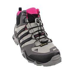 Women's adidas Terrex Swift R Mid GORE-TEX Shock Pink/Granite/Black
