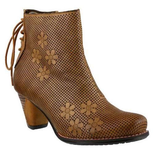Women's L'Artiste by Spring Step Teca Bootie Natural