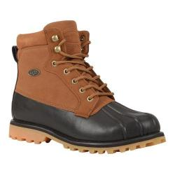 Men's Lugz Mallard Duck Toe Boot Rust/Dark Brown/Gum Durabrush