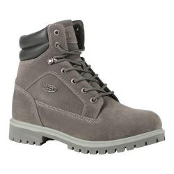 Men's Lugz Tactic WR Work Boot Charcoal/Alloy/Dark Charcoal Thermabuck