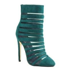Women's Luichiny Carried Away Shoe Emerald Suede/Mesh