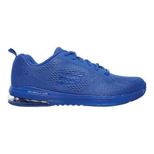 latest design famous brand cheapest Women's Skechers Skech-Air Infinity Vivid Color Training Shoe Blue |  Overstock.com Shopping - The Best Deals on Athletic