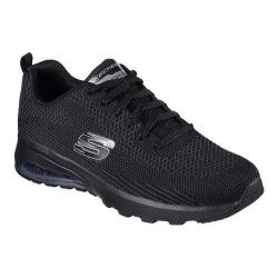 Men's Skechers Skech-Air Varsity Training Shoe Black