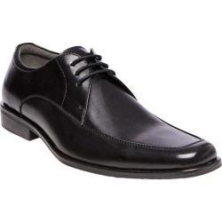 Men's Steve Madden Gilfoyle Oxford Black Leather