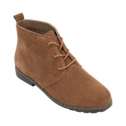 Women's White Mountain Albany Chukka Boot Hazel Suede