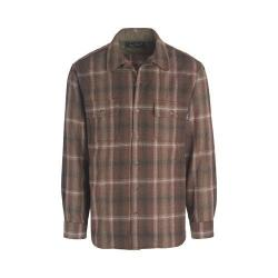 Men's Woolrich Bering Wool Plaid Shirt Cabin