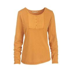 Women's Woolrich First Forks Henley Ginger