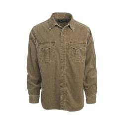 Men's Woolrich Hemlock Corduroy Shirt Peat
