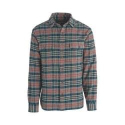Men's Woolrich Oxbow Bend Flannel Shirt Abyss