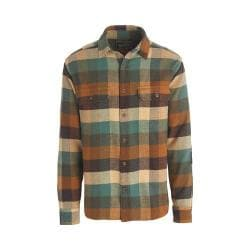 Men's Woolrich Oxbow Bend Flannel Shirt Chicory