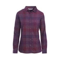 Women's Woolrich Rappel Corduroy Shirt Dark Teal