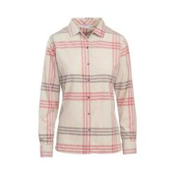 Women's Woolrich Rappel Corduroy Shirt Silver Gray