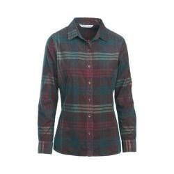Women's Woolrich Rappel Corduroy Shirt Wisteria