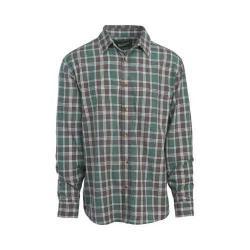 Men's Woolrich Red Creek Long Sleeve Shirt Silver Pine