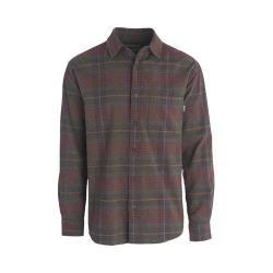 Men's Woolrich Rock Pass Shirt Steel Gray