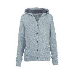 Women's Woolrich Tanglewood Button Front Sweater Light Majolica