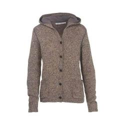 Women's Woolrich Tanglewood Button Front Sweater Matte Gray