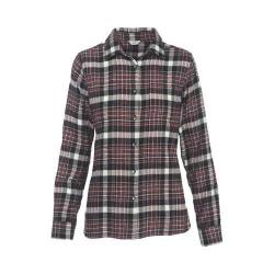 Women's Woolrich The Pemberton Black Plaid
