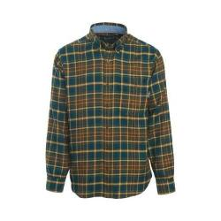 Men's Woolrich Trout Run Shirt Abyss