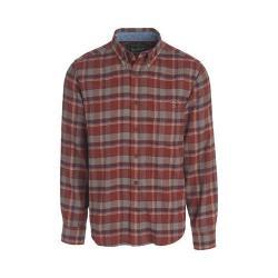 Men's Woolrich Trout Run Shirt Red Wood