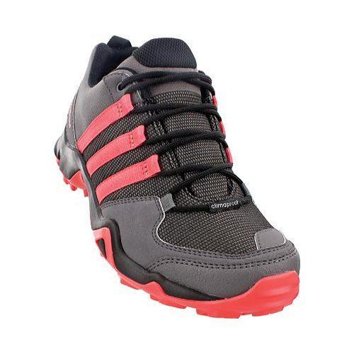 Women's adidas AX 2.0 CP Hiking Shoe Vista Grey/Black/Super Blush