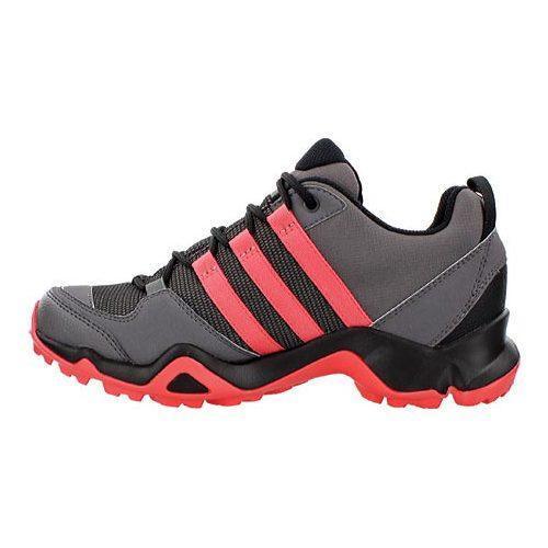 Women's adidas AX 2.0 CP Hiking Shoe Vista Grey/Black/Super Blush - Thumbnail 2