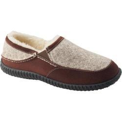 Men's Acorn Rambler Moc Slipper Grey Ragg Wool
