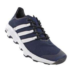 Men's adidas ClimaCool Voyager Hiking Shoe Collegiate Navy/White/Mid Grey