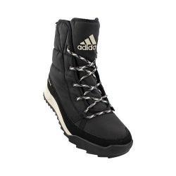 Women's adidas CW Choleah Insulated CP Winter Boot Black/Chalk White/Black