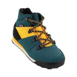 Children's adidas CW Snowpitch K Sneaker Tech Green/Black/Solar Gold