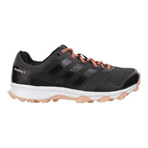 Women's adidas Duramo 7 Trail Running Shoe Utility Black