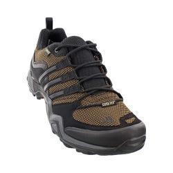 Men's adidas Fast X GORE-TEX Hiking Shoe Earth/Black/Vista Grey
