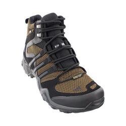 Men's adidas Fast X High GORE-TEX Hiking Shoe Earth/Black/Vista Grey