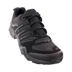 Men's adidas Fast X Hiking Shoe Black/Dark Grey/Power Red