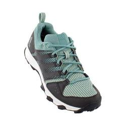 Women's adidas Galaxy Trail Running Shoe Vapour Green/Night Metallic/Vapour Steel