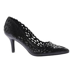 Women's Charles by Charles David Sabrina Pump Black Leather