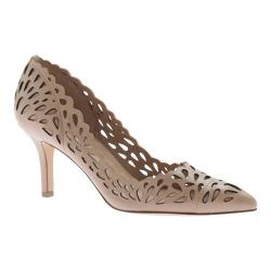 Women's Charles by Charles David Sabrina Pump Nude Leather