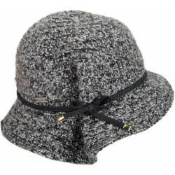 Women's Betmar Ashley Bucket Hat Charcoal Multi