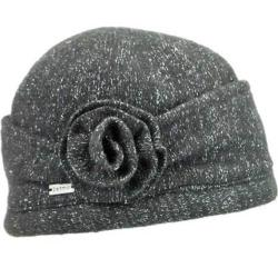 Women's Betmar Be Mine Beanie Charcoal Heather
